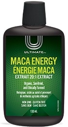 Maca Energy – Black Maca Liquid Extract